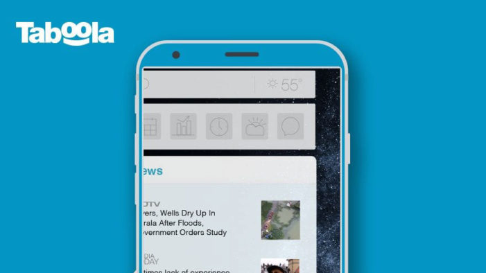 Vivo signs a content partnership with Taboola to grow mobile audiences for news