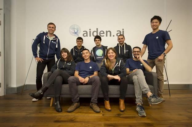 London based AI analytics startup Aiden.ai raises $1.6 million seed round