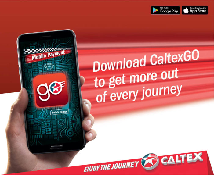TBWA\Group Singapore and Caltex launch Singapore's first fuel payment app CaltexGO