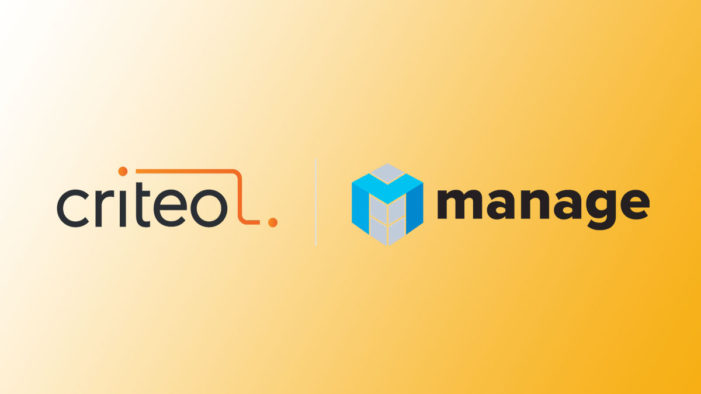 Criteo acquires Manage, strengthening its mobile marketing solutions