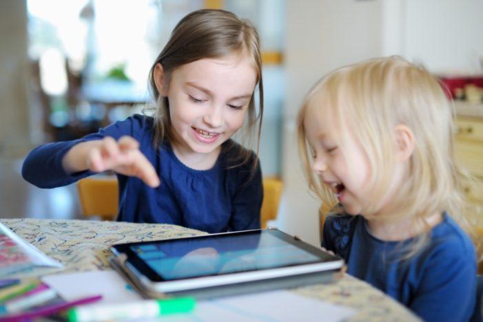 Pre-school game apps target children with ads, says C.S. Mott Children's Hospital