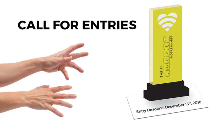 The 3rd Lovely Mobile Awards now open for entries!
