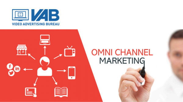 Omnichannel marketing has doubled in the last four years, according to Video Advertising Bureau
