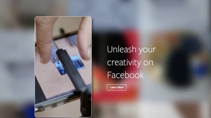 Facebook looks to spark creativity globally with launch of 'Inspiration' resource