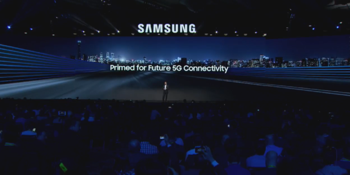 Verizon and Samsung to release 5G smartphone in the US in first half of 2019