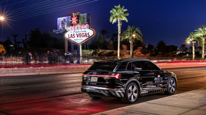 Audi turns the car into a virtual reality experience platform at CES 2019