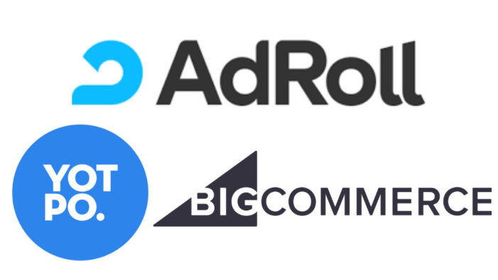 Adroll adds to eCommerce integrations with BigCommerce and Yotpo partnerships