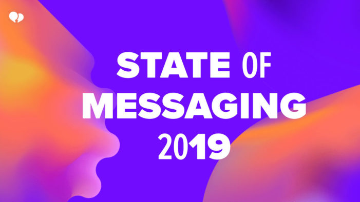 Smooch Launches 2nd Annual 'State of Messaging' 2019 Report on Conversational Business