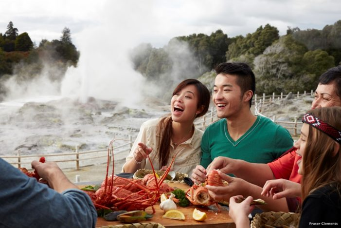 Tourism New Zealand uses WeChat to drive China's high-spending travellers to middle earth