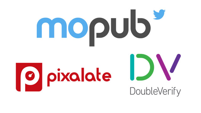 MoPub announces traffic quality partnerships with Pixalate and DoubleVerify