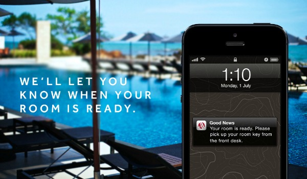 Publicis Worldwide Hong Kong brings Marriott Hotels mobile request functions to life for guests