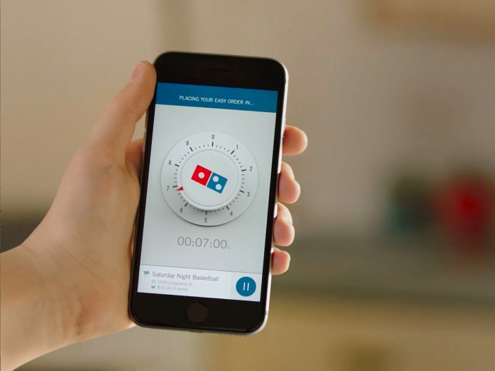 Domino's new app orders you pizza automatically with zero clicks