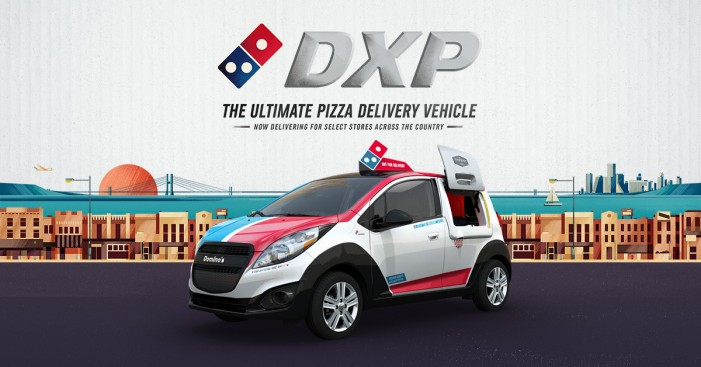 Domino's DXP delivers pizza through Instagram-based games