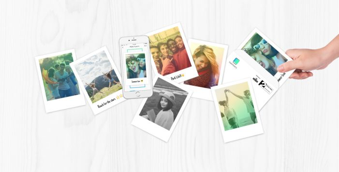 Royal Mail's new app sends postcards from your phone