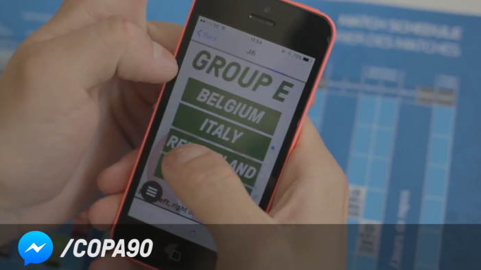 Copa90 launches Euro 2016 Guide on Facebook Messenger
