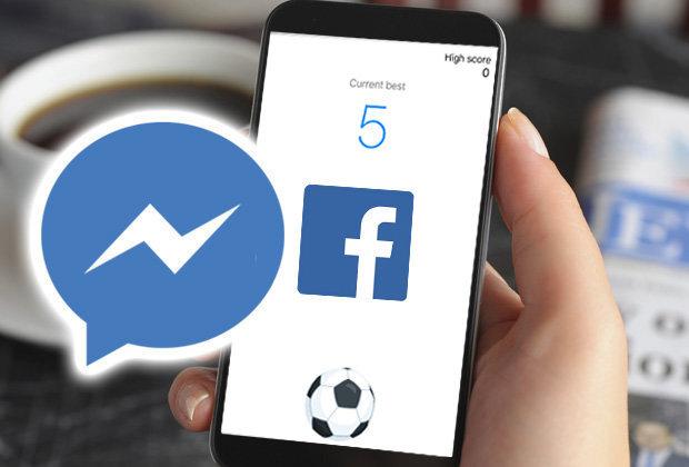 Facebook has a secret football game hidden inside Messenger
