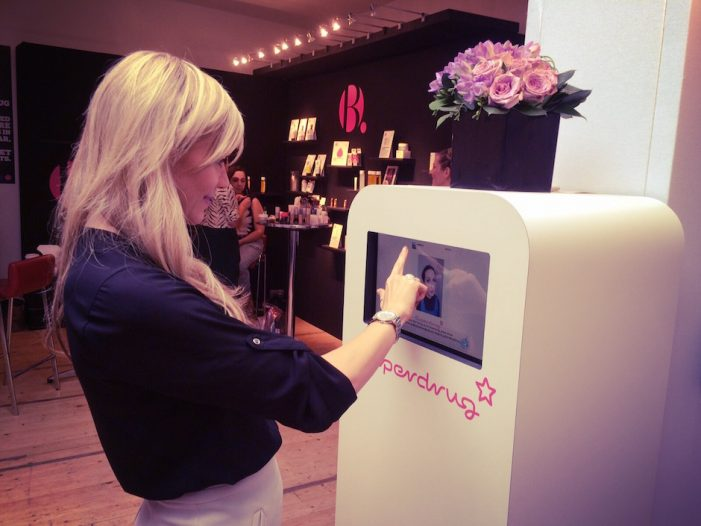 Superdrug takes Tweet-Activated Vending Machine on UK Tour