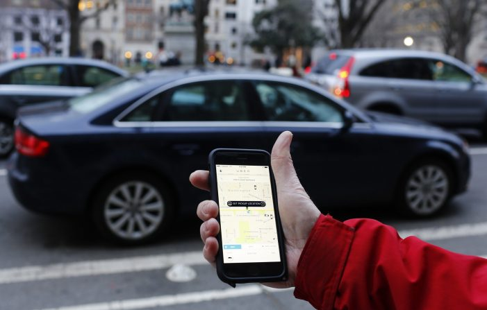 Uber launches first major campaign as it looks to widen appeal