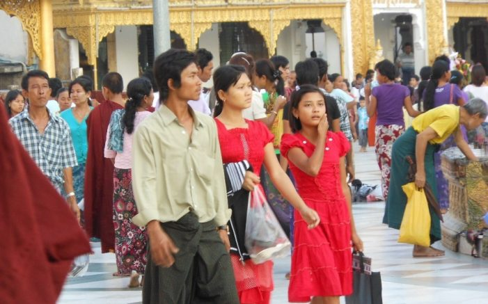 Myanmar Set to Become the World's First Mobile-Only Market