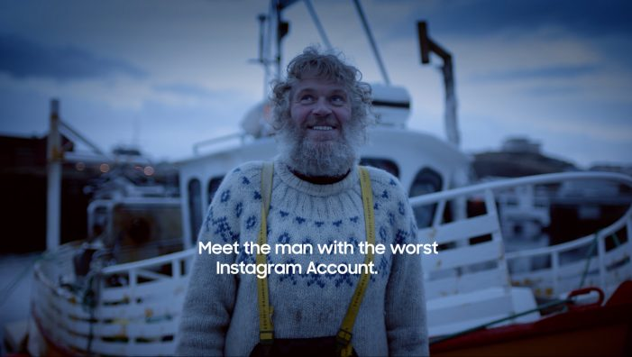 Man with worst Instagram account ever has pictures transformed by Samsung Galaxy S7