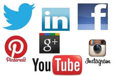 Global web users: 97% visiting social networks