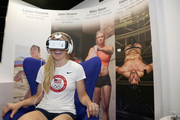 Rio 2016 Will Be the First Virtual Reality Olympics