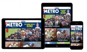 Metro-app-launch