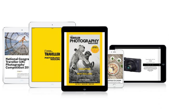 National Geographic Traveller launch brand new app using Pugpig