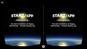 Start App VR