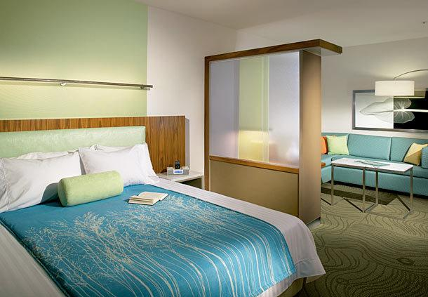 SpringHill Suites by Marriott Launches First-to-Market Mobile Programmatic Interscroller