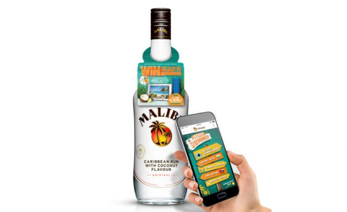 Malibu Brings the IoT to FMCG as it Turns Bottles into Digital Touchpoints