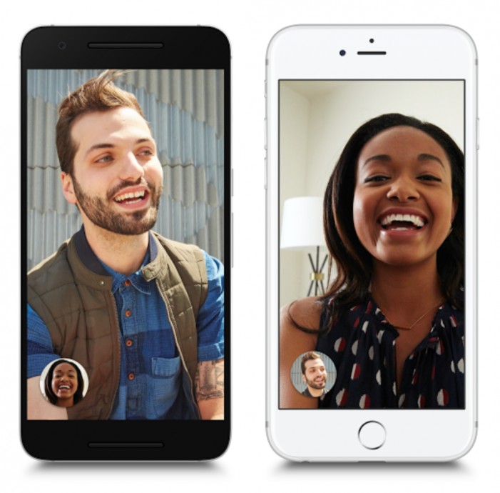 Google launches FaceTime competitor, video-calling app Duo