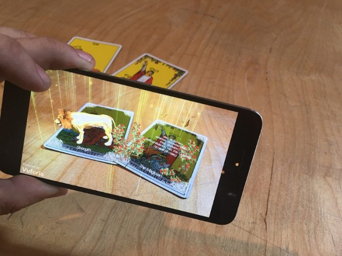 Hollywood VFX Veteran Makes Magic With Augmented Reality