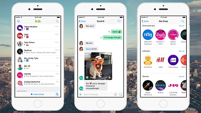 Kik Users Have Now Sent Branded Chatbots Nearly 2 Billion Messages