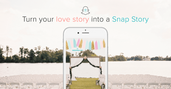 Lilly Pulitzer revamps Snapchat strategy with themed filters for WeddingWire