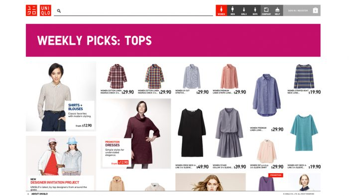 Case Study: How Razorfish Launched UNIQLO.COM – a digital flagship experience