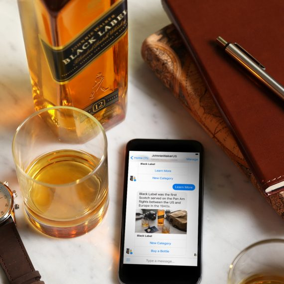 Johnnie Walker's World Class Whisky Education Now Available From Home or On The Go