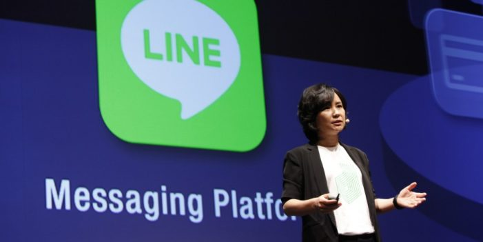 Line joins the chatbot phenomenon by opening up to brands and developers
