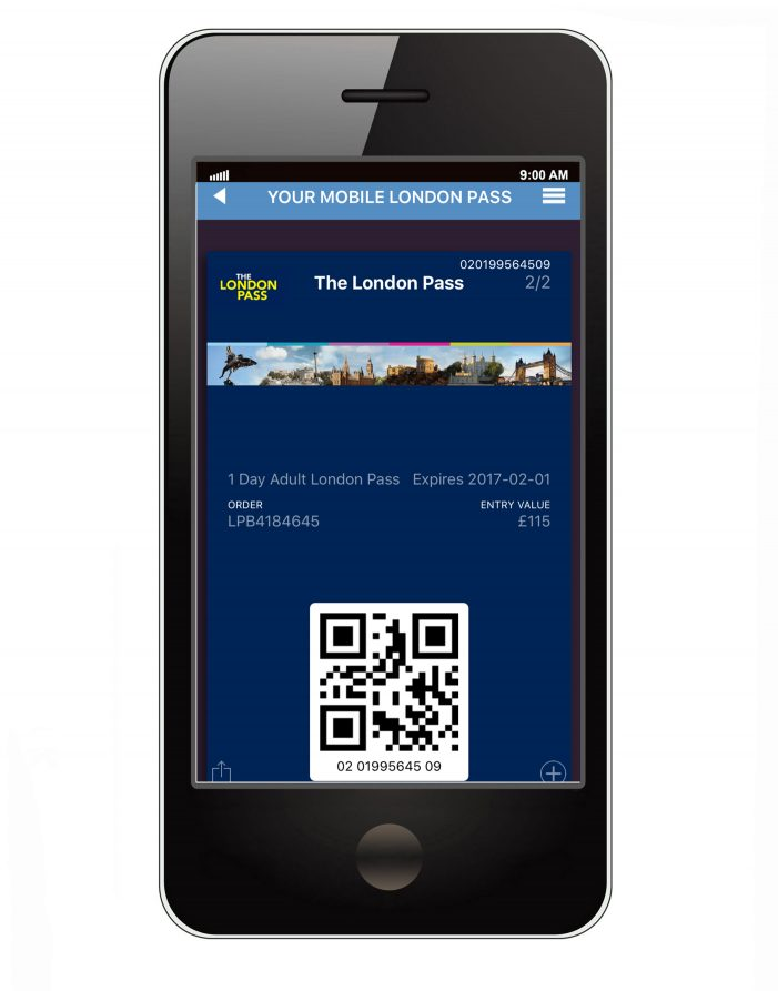 London Sightseeing Gets Smart With The New Mobile London Pass