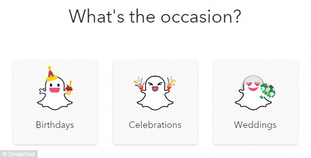 Snapchat releases a new web tool for making custom geofilters