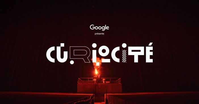 Google France and AKQA want you to embark on a 360° urban adventure with Curio-Cité