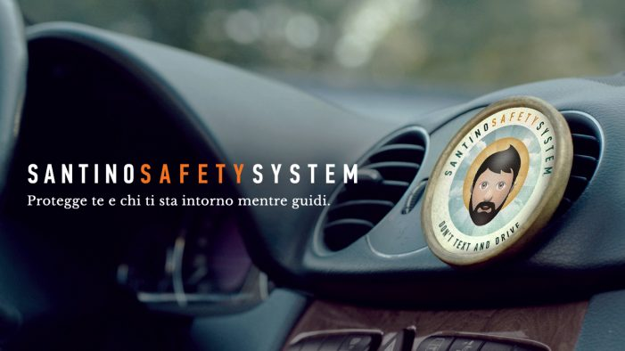 Groupama and Saatchi & Saatchi Italy launch anti-text and drive technology