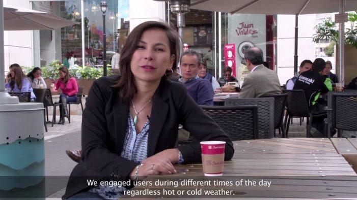 Juan Valdez Mobile Campaign by Adsmovil for Colombia