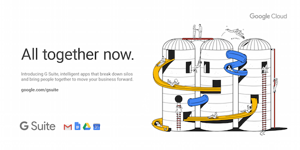 Google Debuts Minimal, Illustrated Campaign For Its Powerful Collaborative Apps