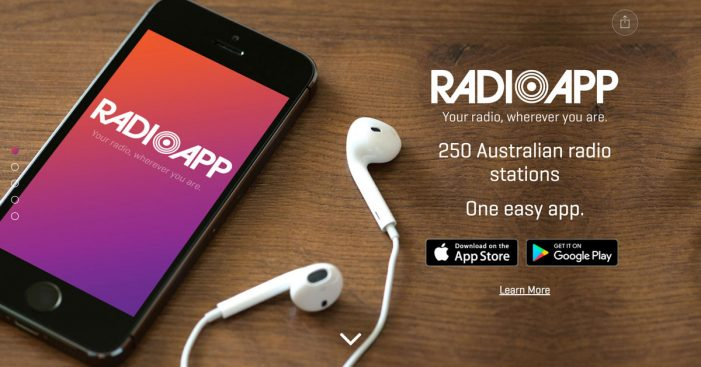 Radio industry launches free streaming app via All In Media with 250 Australian radio stations