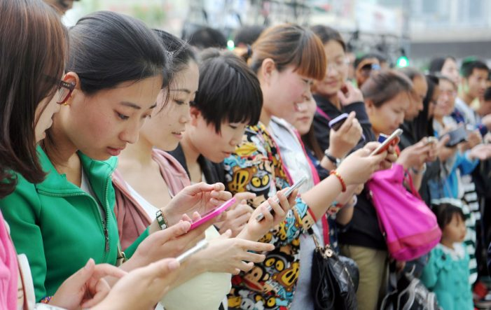 IAB: Chinese consumers are nearly twice as likely to purchase on devices than their US counterparts