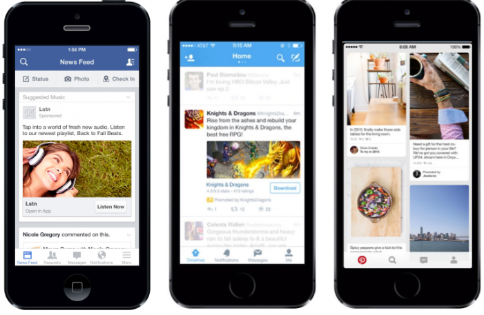 Snapchat Gears Up to Win App-Install Ads From Facebook