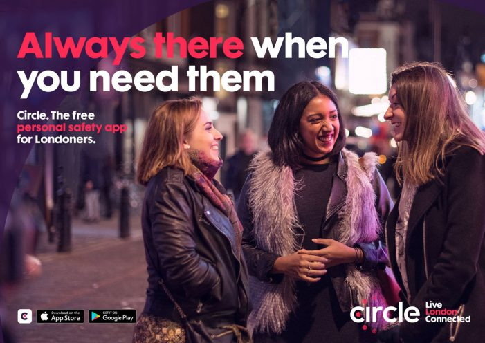 London Councils launches new personal safety app for women in time for the festive party season
