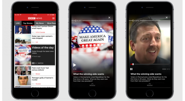 BBC eyes vertical ads to boost mobile monetization