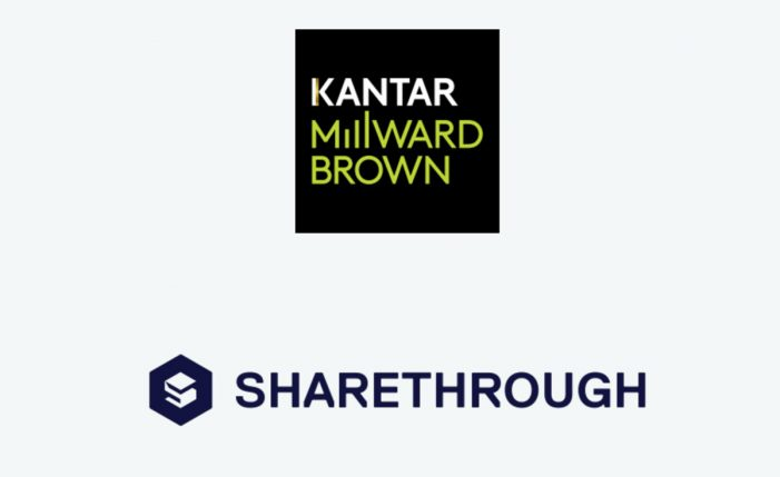 Sharethrough Team with Millward Brown to Advance Native Ad Research Tools for the Mobile Era